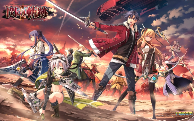 Американский релизный трейлер The Legend of Heroes: Trails of Cold Steel II