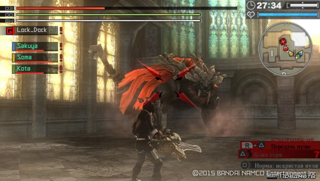 Обзор God Eater: Resurrection