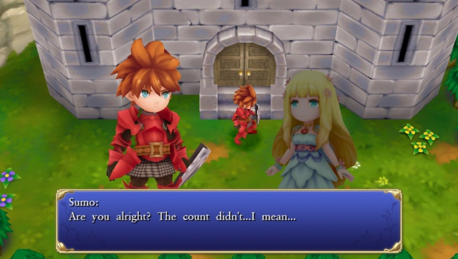 Обзор Adventures of Mana