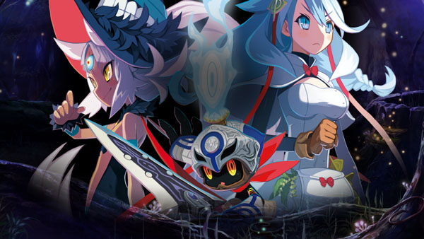 Дебютный трейлер The Witch and the Hundred Knight 2