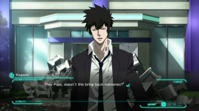 Обзор Psycho-Pass: Mandatory Happiness
