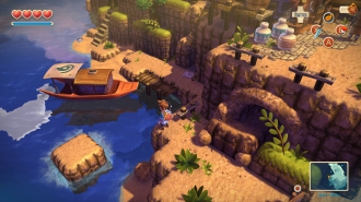 Состоялся анонс Oceanhorn: Monster of Uncharted Seas для PlayStation Vita