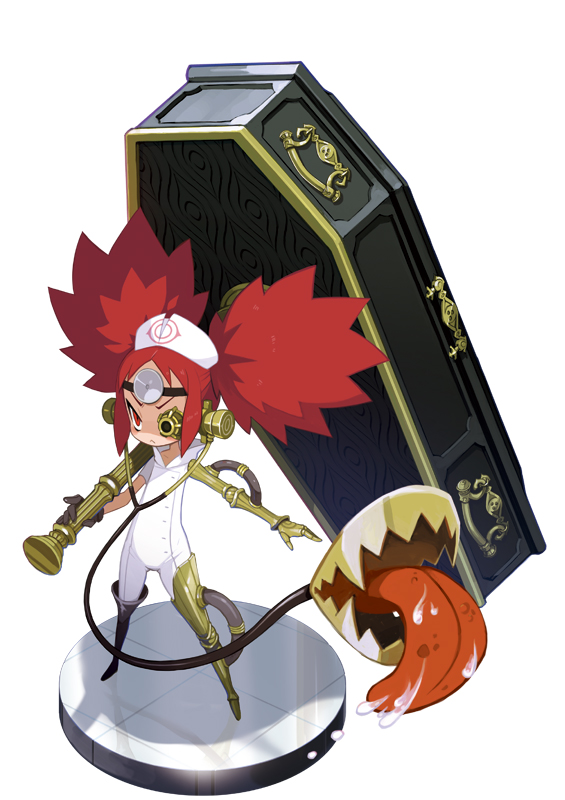 Интересные подробности The Witch and the Hundred Knight 2