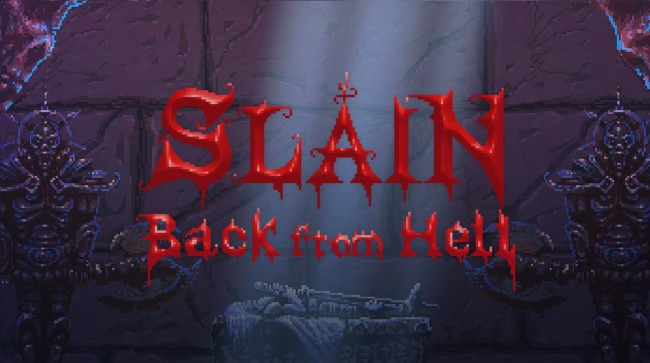Slain: Back from Hell для PlayStation Vita появится на полках PlayStation Store в Ноябре