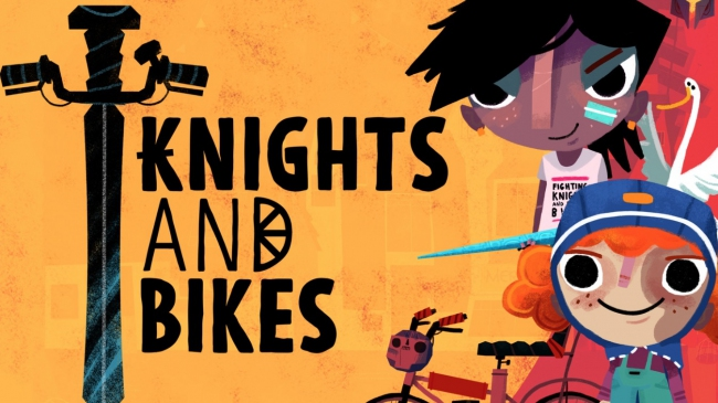 Double Fine Production издаст приключенческую игру Knights and Bikes