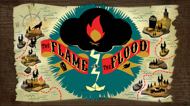 Объявлена дата выхода The Flame in the Flood: Complete Edition