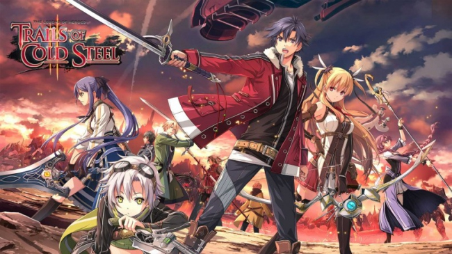 Обзор The Legend Of Heroes: Trails Of Cold Steel II