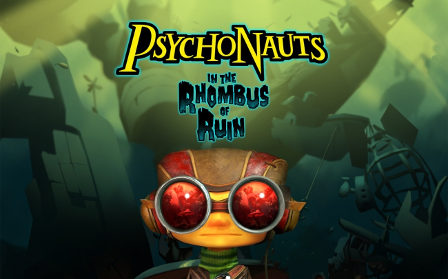 Релизный трейлер Psychonauts in the Rhombus of Ruin
