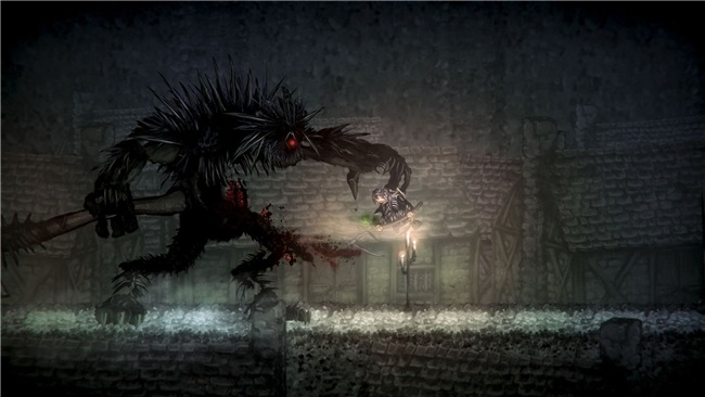 Обладатели PlayStation Vita смогут опробовать Salt and Sanctuary на этой неделе