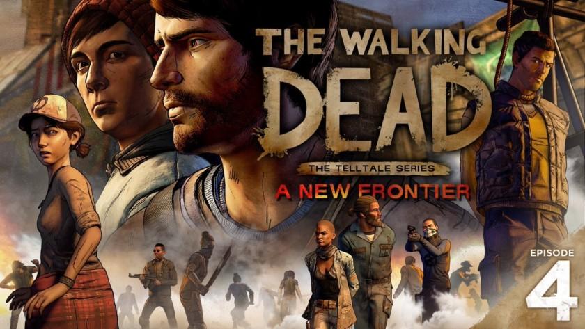 скачать игру на андроид the walking dead a new frontier