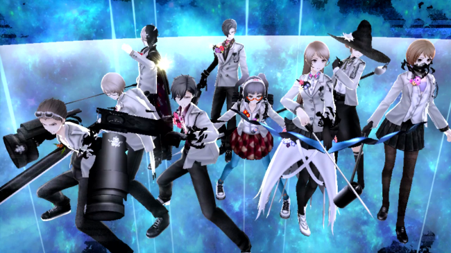 Состоялся анонс The Caligula Effect Digital Deluxe Edition