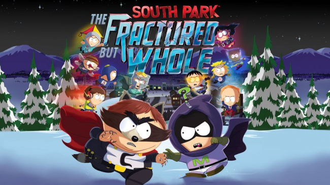 Объявлена дата выхода South Park: The Fractured But Whole