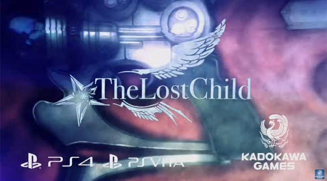Состоялся анонс The Lost Child для PlayStation 4 и PlayStation Vita