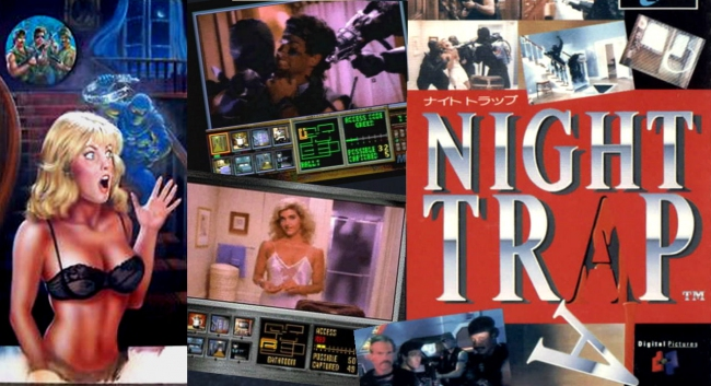 Новый трейлер Night Trap: 25th Anniversary Edition