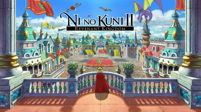 Немного фактов о Ni No Kuni II: Revenant Kingdom