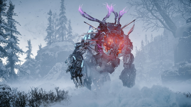 Релизный трейлер Horizon Zero Dawn: The Frozen Wilds