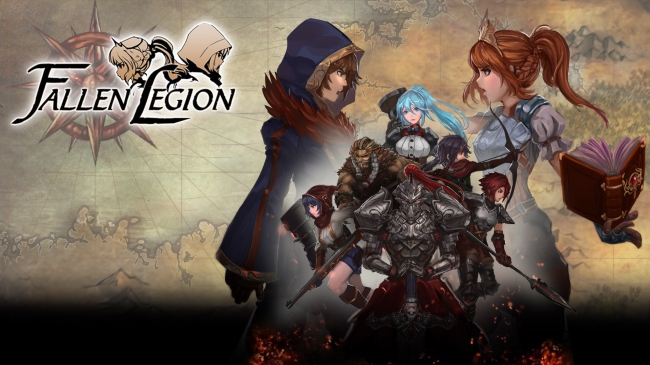 Fallen Legion: Flames of Rebellion доберется до PlayStation 4