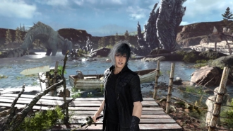 Состоялся релиз Monster of the Deep: Final Fantasy XV