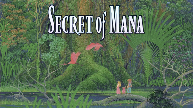 Secret of Mana получит дисковый релиз