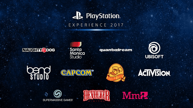 Что нас ждет на PlayStation Experience 2017