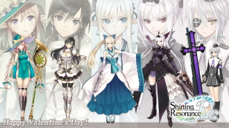 Новый трейлер Shining Resonance Re:frain