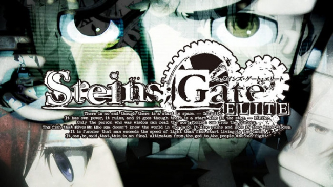 Релиз Steins;Gate Elite отложен