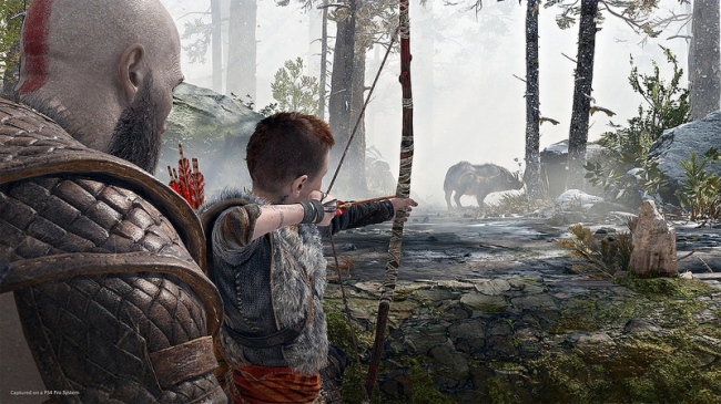 Новый видеоролик God of War посвящен развитию личности Кратоса
