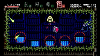 Состоялся анонс Bloodstained: Curse of the Moon