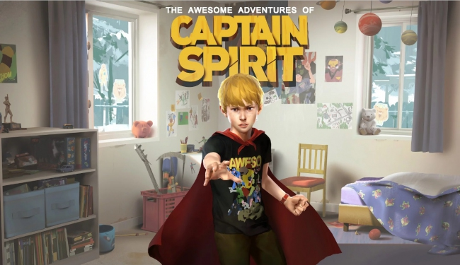 Создатели Life is Strange анонсировали The Awesome Adventures of Captain Spirit