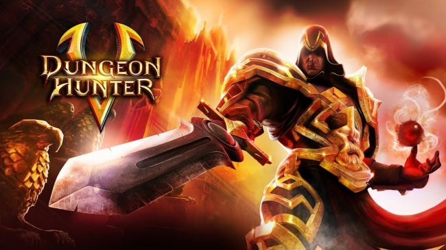 Dungeon Hunter V выйдет на PlayStation 4 и PlayStation Vita