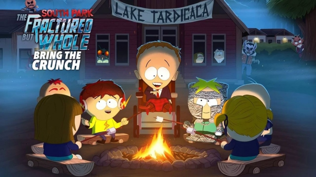 Состоялся релиз DLC Bring the Crunch для South Park: The Fractured But Whole