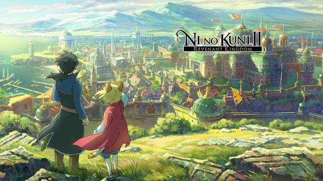 Релизный трейлер Adventure Pack для Ni no Kuni II: Revenant Kingdom