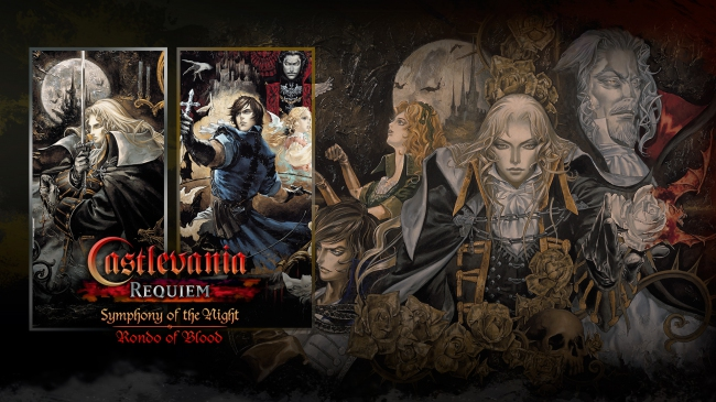 Castlevania Requiem основана на PSP-версии Castlevania: Symphony of the Night