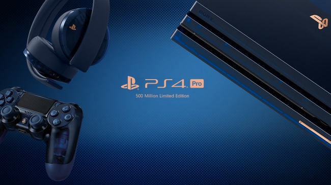 PlayStation 4 исполняется пять лет