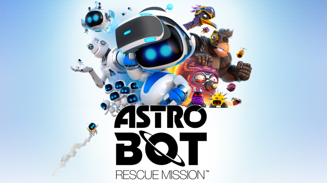 Обзор Astro Bot Rescue Mission