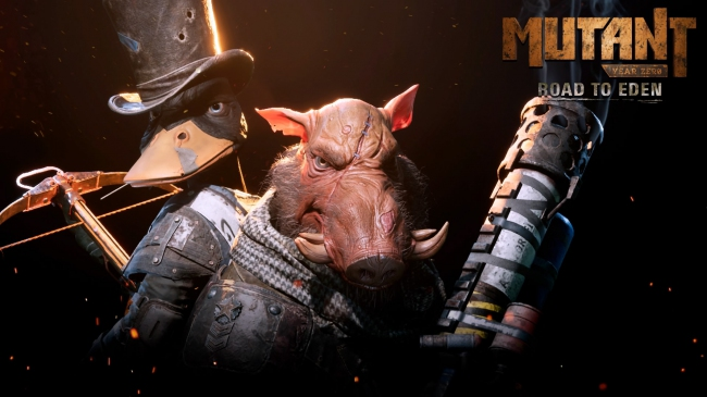 Обзор Mutant Year Zero: Road to Eden