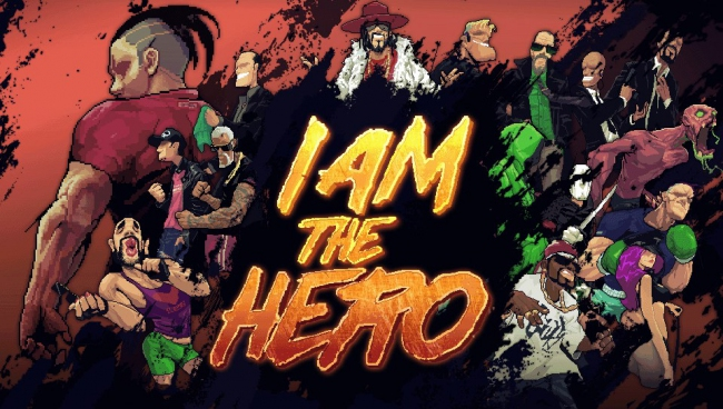 Обзор I Am The Hero