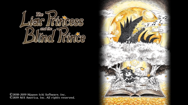 Обзор The Liar Princess and the Blind Prince