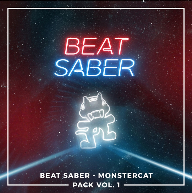 Состоялся релиз Monstercat Music Pack Vol.1 для Beat Saber