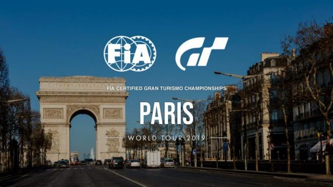 Лучшие гонщики GT Sport сразятся за первенство в Париже на этой неделе