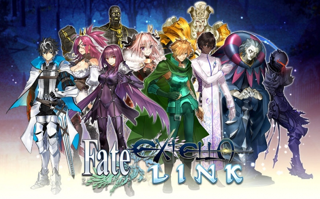 Обзор Fate/Extella Link