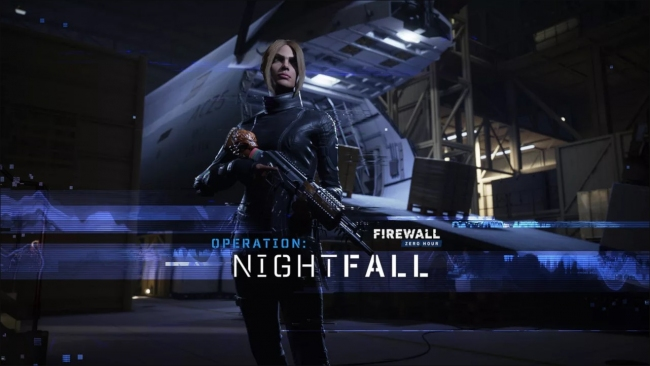 Состоялся анонс Operation: Nightfall для Firewall Zero Hour