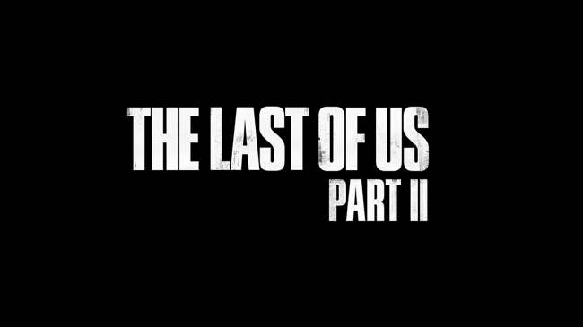 The Last of Us: Part II находится на завершающем этапе разработки