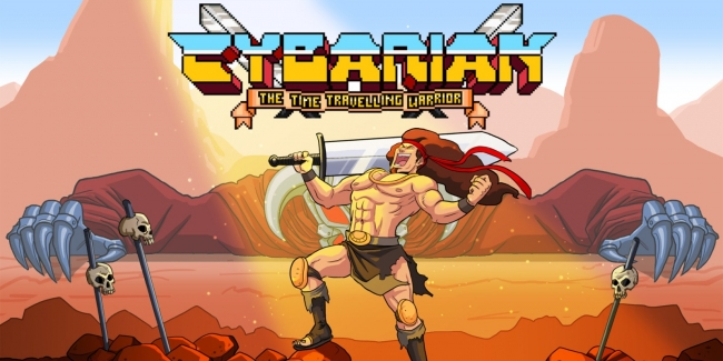 Состоялся анонс Cybarian: The Time Traveling Warrior для PS4 и PS Vita