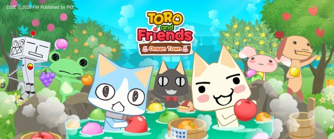 Toro and Friends: Onsen Town выйдет на западном рынке в конце июня