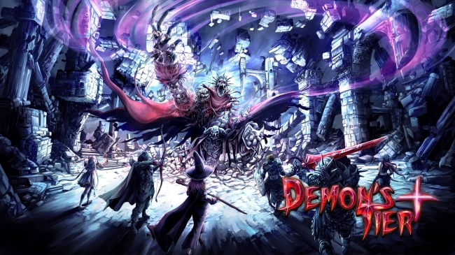 Обзор Demon's Tier+