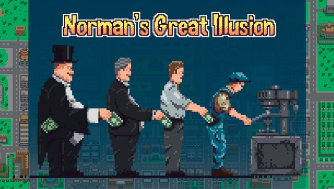 Обзор Norman's Great Illusion