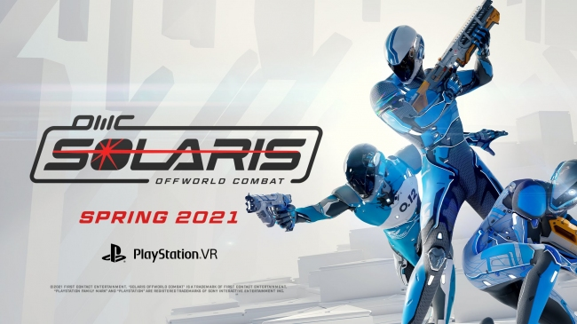 Шутер Solaris: Offworld Combat выйдет на PlayStation VR весной