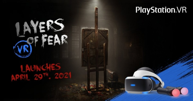 Layers of Fear VR выйдет на PlayStation VR в конце апреля